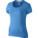 Nike Dri-FIT Contour Short Sleeve Top  Womens