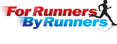For Runners by Runners logo