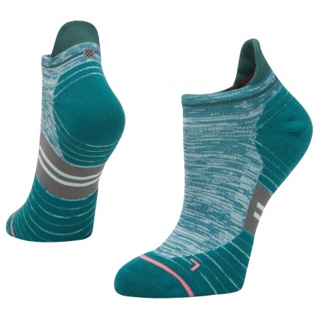 Stance Uncommon Solid Tab Sock  Womens
