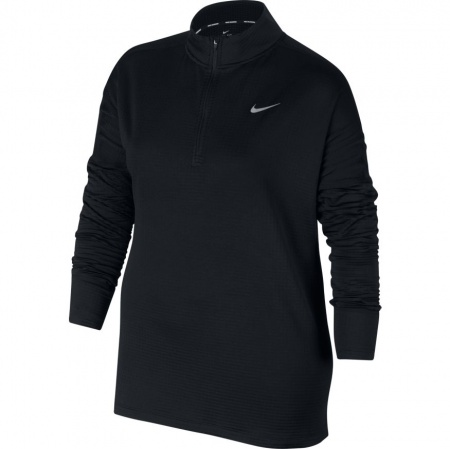 Nike Therma Sphere Element HZ Top (Plus Size)  Womens