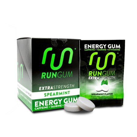 RunGum Energy Gum Extra Strength