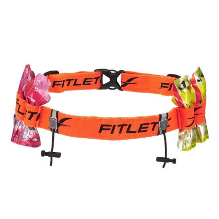 Fitletic Race II Gel Holder Race Belt