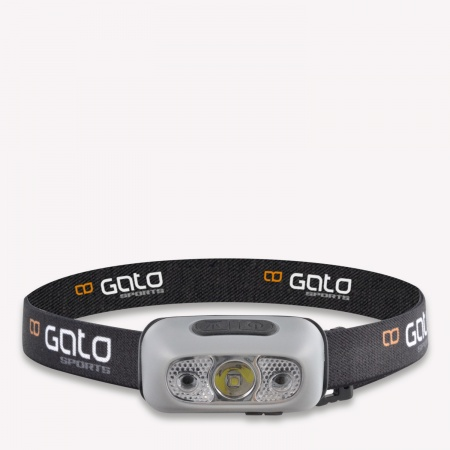 Gato Sports Head Torch USB
