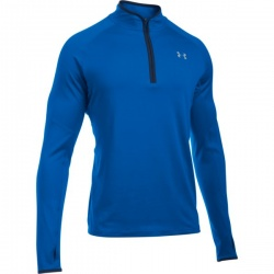 UA NoBreaks Run 1/4 Zip Top