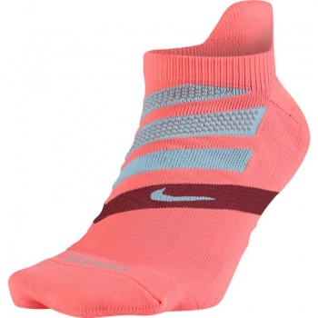 Nike Dry Cushion Dynamic Arch No-Show Running Sock  Womens