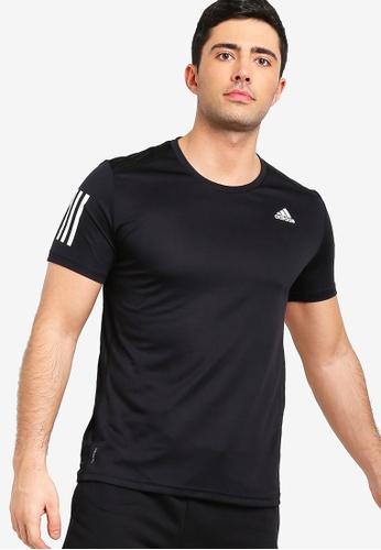 Ten cuidado Torrente camarera  Adidas   Own the run   Short Sleeve Tee - forrunnersbyrunners