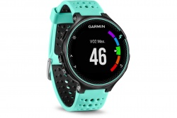Garmin Forerunner 235 with wrist based HRM