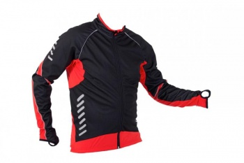 Red Venom Windblocker Thermal Jacket