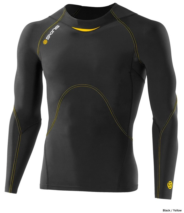 b1126367eb547 Skins A400 Long Sleeve Top - forrunnersbyrunners