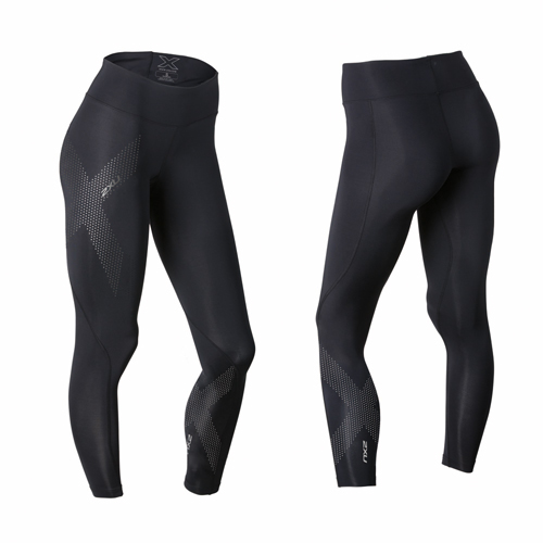 dbef6d3be8059 2XU Mid-Rise Compression Tights Womens - forrunnersbyrunners
