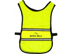 More Mile Lumino Hi-Viz Running Bib