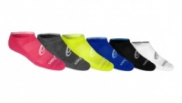Asics 6 Pack Invisible Sock