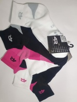 4R  5 Pack  Running Sock  Womens