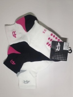 4R  3 Pack  Running Sock  Womens