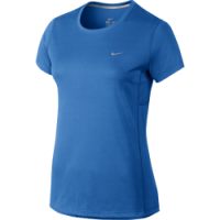 Nike Dri-FIT Miler Short Sleeve Top  Womens