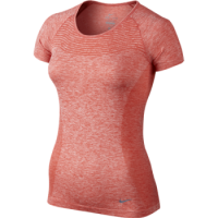 Nike Dri-FIT Knit Short Sleeve Tee  Womens