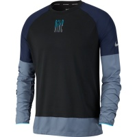 Nike Element Mix Crew LS Top