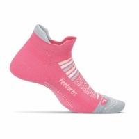 Feetures Elite Light Cushion No Show Tab Sock  Womens