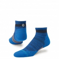 Stance Uncommon Solids QTR Run Sock
