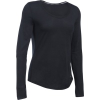 UA Charged Run LS Top  Womens