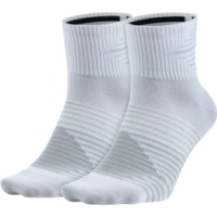 Nike 2 Pack Dri-FIT Anti-Blister QTR Sock