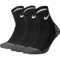 Nike Everyday Max Cushion QTR 3 Pack Sock