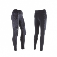 2XU Pattern Mid-Rise Compression Tight  Womens