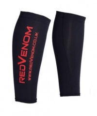 Red Venom Calf Guards