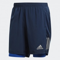 adidas Own The Run 2-in-1 Short  7''