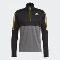 adidas Own The Run 1/2 Zip