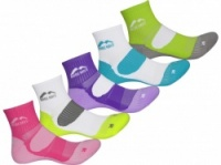 More Mile London 5 Pack  Running Sock  Womens