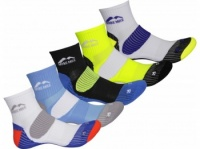More Mile London 5 Pack  Running Sock